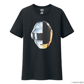 UNIQLO - UT MUSIC ICONSグラフィックT Daft Punk