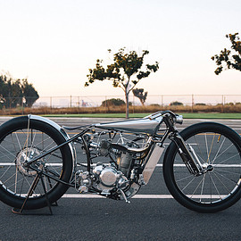 Hazan Motorworks - Supercharged KTM custom motorcycle