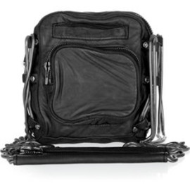 Alexander Wang - Brenda camera with Nickel Hardware