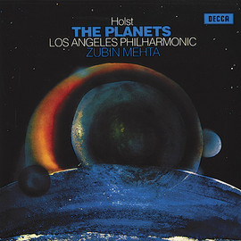 Holst, (Zubin Mehta :Conductor) - The Planets
