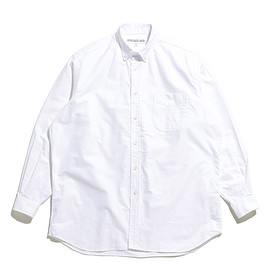 INDIVIDUALIZED SHIRTS - LOFTMAN別注 Oversized BD Shirts-White