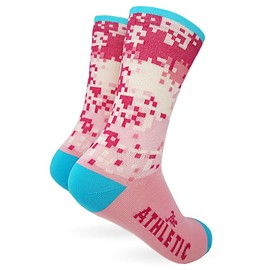 The Athletic - Digi Camo Sock Cotton Candy