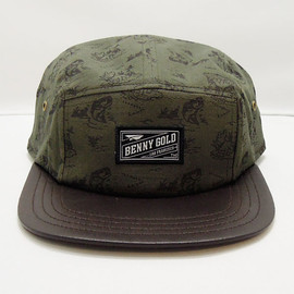 BENNY GOLD - ASIA EXCLUSIVE HUNTING 5PANEL