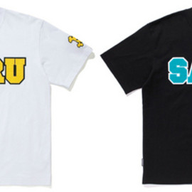 SANTASTIC! - SARU APPLIQUE Tee[Web Limited]