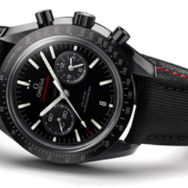 OMEGA - Speedmaster in black ceramic