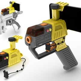 AppTag - Laser Blaster for iPhone, iPod & Android