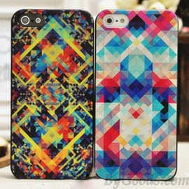 Brilliant Geometry Iphone Case For Iphone4/4S/5