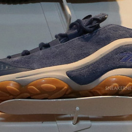 Reebok - DMX Run Suede/Gum Pack (Blue)