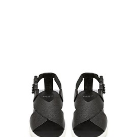 GIVENCHY - Obsedia Sandal - Black/White