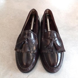 vintage, BOSTONIAN - LOAFERS SHOES【BOSTONIAN】タッセルローファー