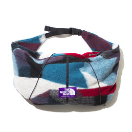 THE NORTH FACE PURPLE LABEL - Wool Fleece Wrap Bag