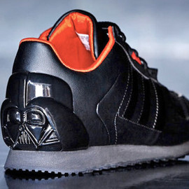 Adidas, Star Wars - ZX FLUX Vader Shoes