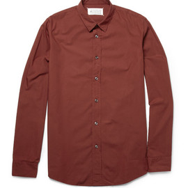Maison Martin Margiela - Washed-Cotton Shirt