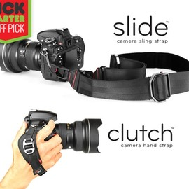 Peak Design - Slide and Clutch: Versatile Camera Sling and Hand Strap's video poster