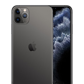 Apple - iPhone 11 Pro Max Space Gray 512GB