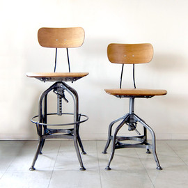 PACIFIC FURNITURE SERVICE - industrial chair