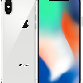 Apple - iPhone X シルバー