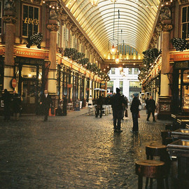 Leadenhall Market, London - Leadenhall Market, London