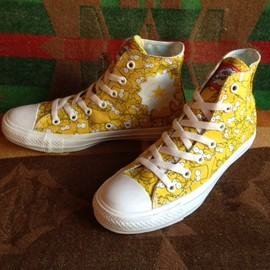 converse - 「<new>converse ALLSTAR THE SIMPSONS HI yellow 8,295yen」販売中