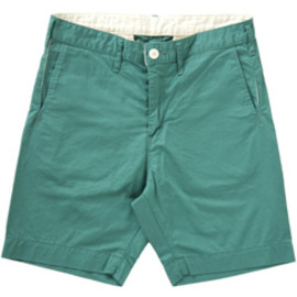 WORLD WORKERS - Short Trousers (green)