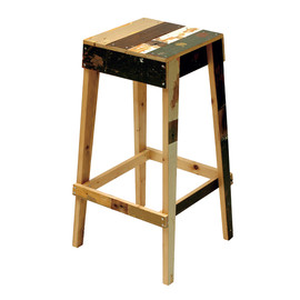 Piet Hein Eek - Scrapwood Bar Stool