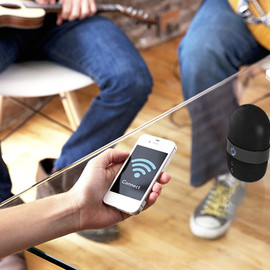 quirky - MiQ - iOS wireless mic