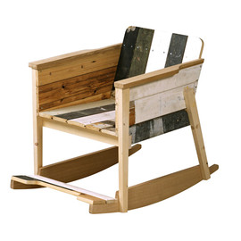 Piet Hein Eek - Scrapwood Rocking Chair