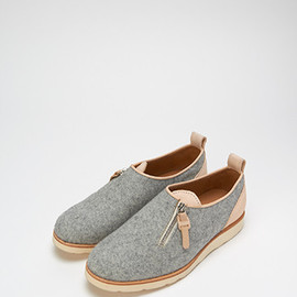 Hender Scheme - zip shoes