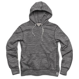x Deus Ex Machina Full zip hoodie - heather grey