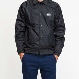 OBEY - Worldwide Coaches Jacket