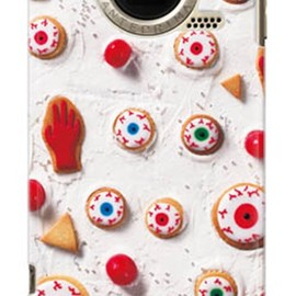 SECOND SKIN - おかしい屋台 designed by おかしい屋 / for F-09D ANTEPRIMA/docomo