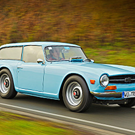 Triumph - TR6 Shooting Brake