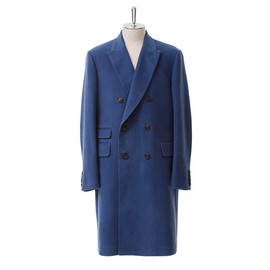 beautiful people - c/w suede chester coat