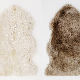 Natures Collection - sheepskin rug