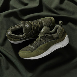 Nike, Size? - Air Huarache Light - Forest Green?