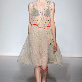 Clements Ribeiro - 2013 SS Look14