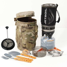 Tactical Assault Systems (TAS), GTG (Granite Tactical Gear), Jetboil - TAS Jetboil Tactical Kit