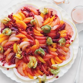 Martha Stewart - Citrus Salad with Pomegranate Seeds