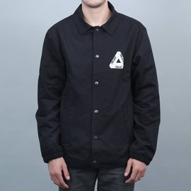 Palace Skateboards - Palace Tri Ferg Glow In The Dark Coach Jacket Black