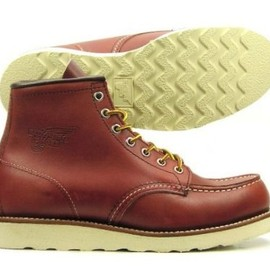 RED WING - CLASSIC MOC TOE #8875