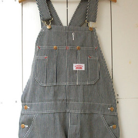 ROUND HOUSE - LOT#45VintageStripe Overall