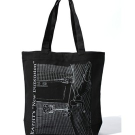 TOKYO CULTUART by BEAMS - KATHY's New Dimension Tote Bag