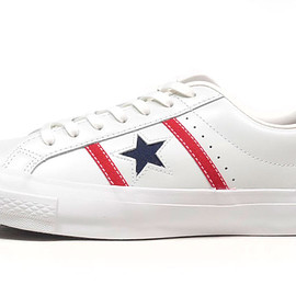 "CONVERSE - STAR & BARS LEATHER ""LIMITED EDITION"""