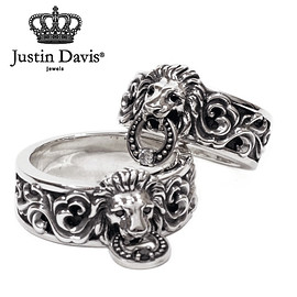 Justin Davis - Lion Keeper Ring