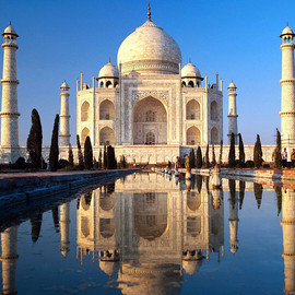 India - Taj Mahal, Agra