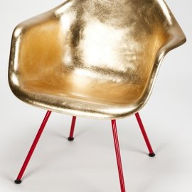 Hermann Miller - Eames Golden A Shell