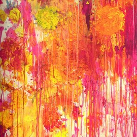 Cy Twombly - Untittled, 2001, Moma (my favorite painter ever)
