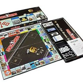 Monopoly - UPS United Parcel Service Monopoly Board Game 2005 First Edition