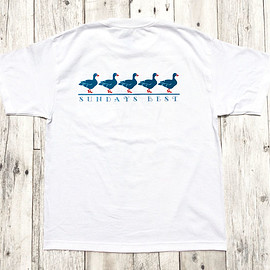 Sundays Best - DUCK POCKET TEE