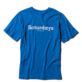 SATURDAYS SURF NYC - SATURDAYS SURF NYC / T-Shirt